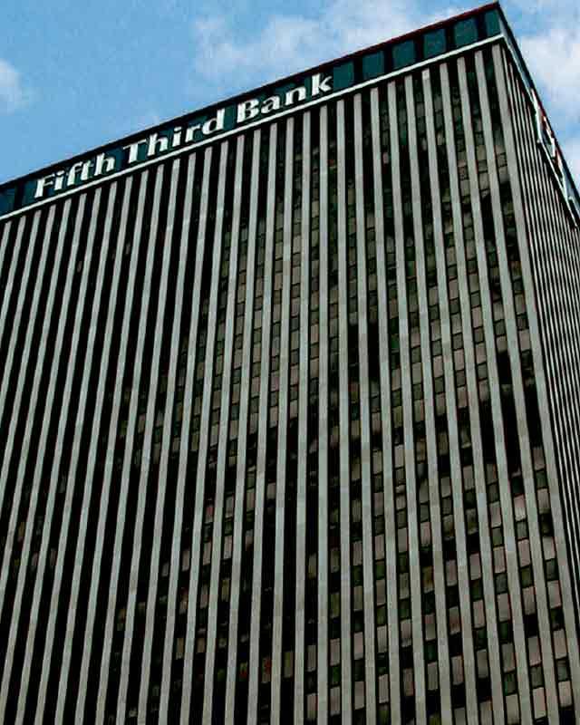 Fifth Third Bank - Cincinnati, Ohio