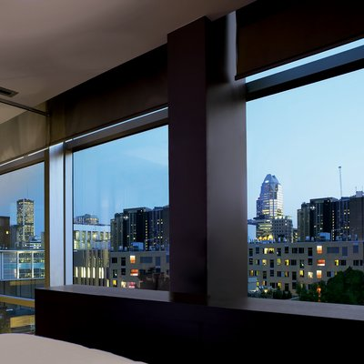 3M™ Sun Control Window Films, Night Vision™ Series for Residential