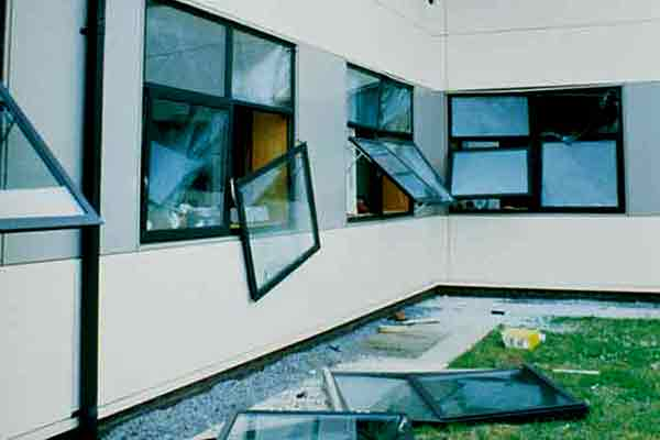 Seismic Events Protection from 3M™