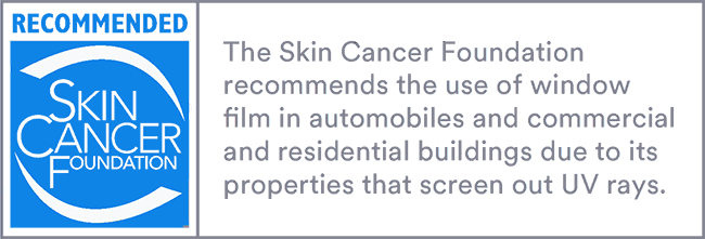 Skin Cancer Foundation Recommended